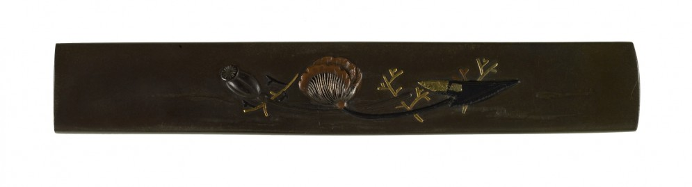 Kozuka with Lotus