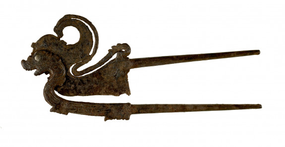 Betel Cutter in the Form of a Serpent