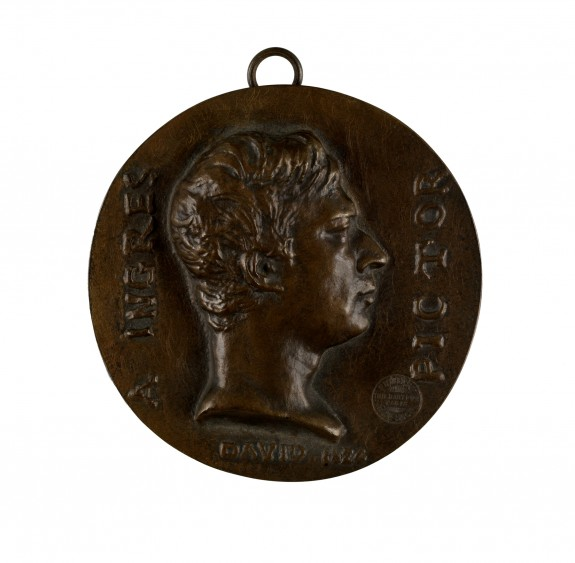 Jean-Antoine-Dominique Ingres (1780-1867)