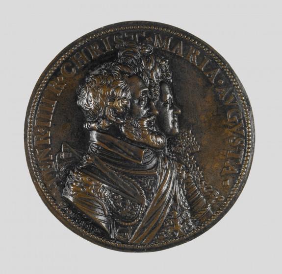 Portrait of Henry IV and Marie de' Medici