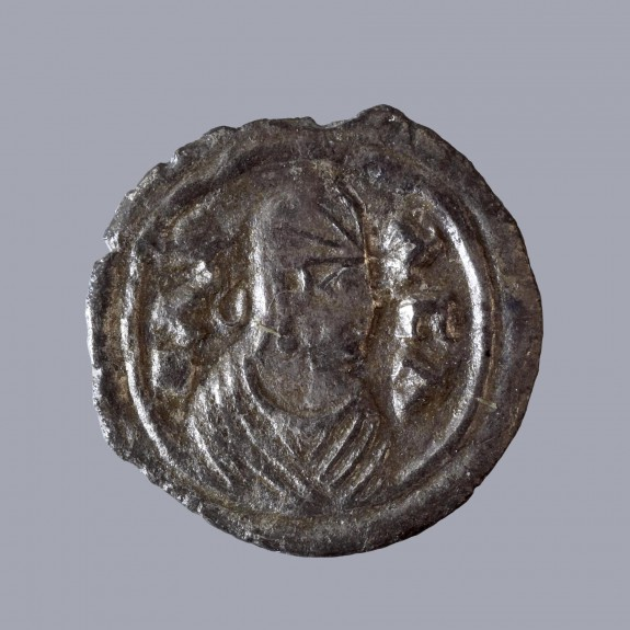 Coin Depicting an Anonymous King