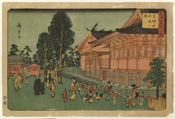 Edo meisho no uchi