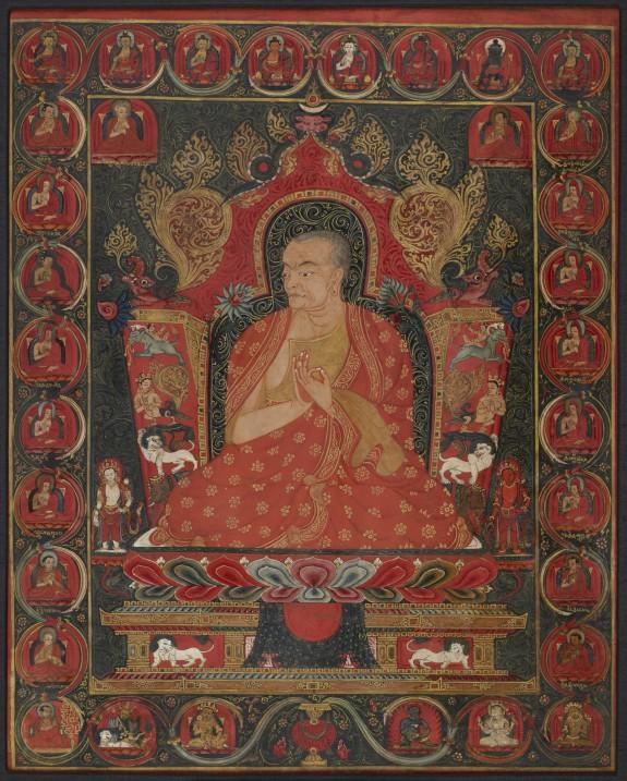Khenchen Tashi Tshultrim and His Ordination Lineage