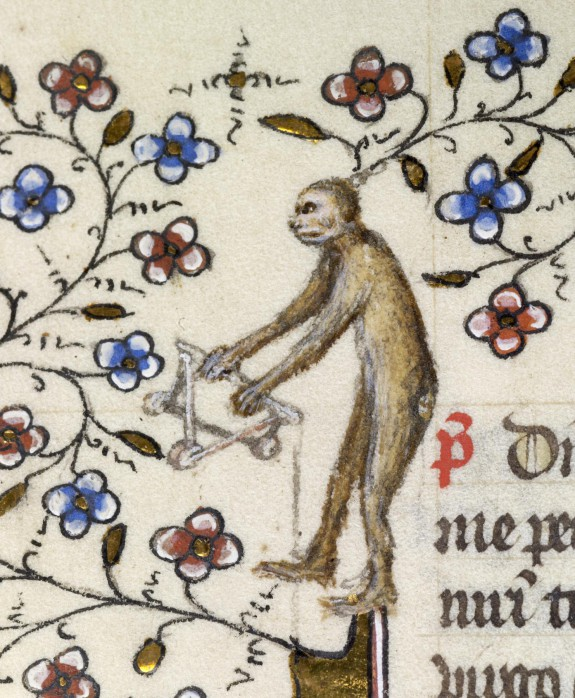 Leaf from a Breviary