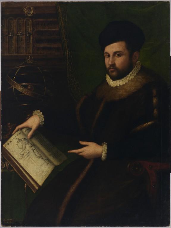 Portrait of Girolamo Mercuriale