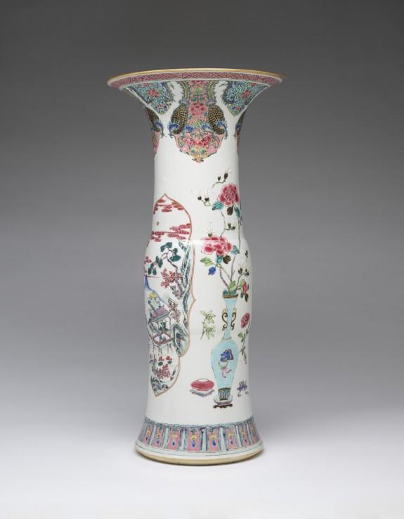 Vase for Mantle Garniture