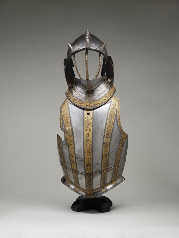 Burgonet Helmet and Reinforce for a Field Breastplate of Maximilian II