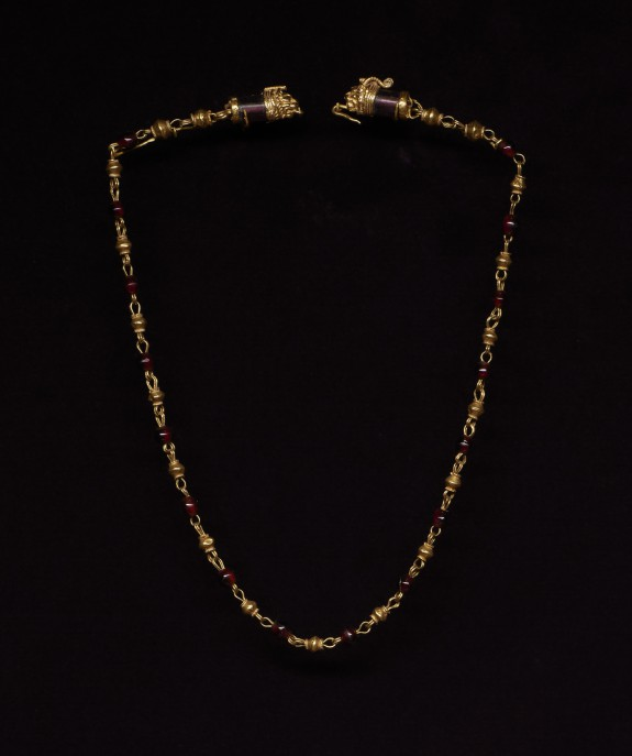 Necklace with Lion-Griffins