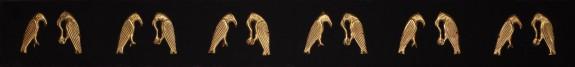 Clothing Ornaments Depicting Black Sea Eagles
