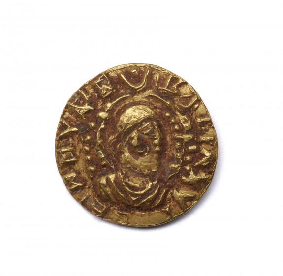 Gold Axumite Coin