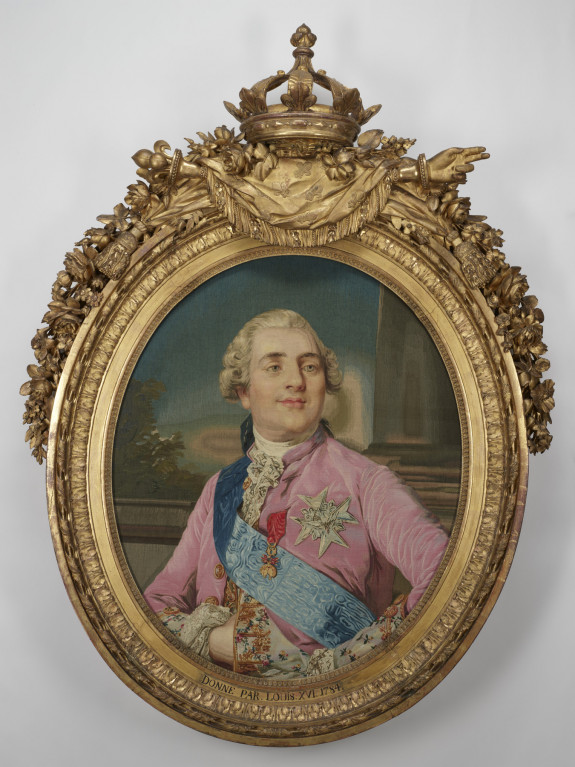 Portrait of Louis XVI (1745-93)