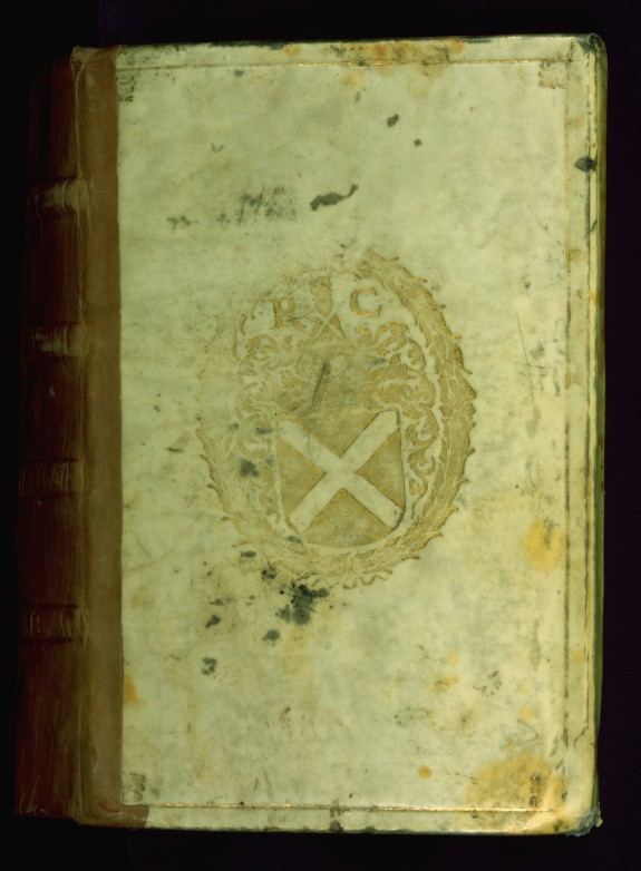 Binding from Breviary