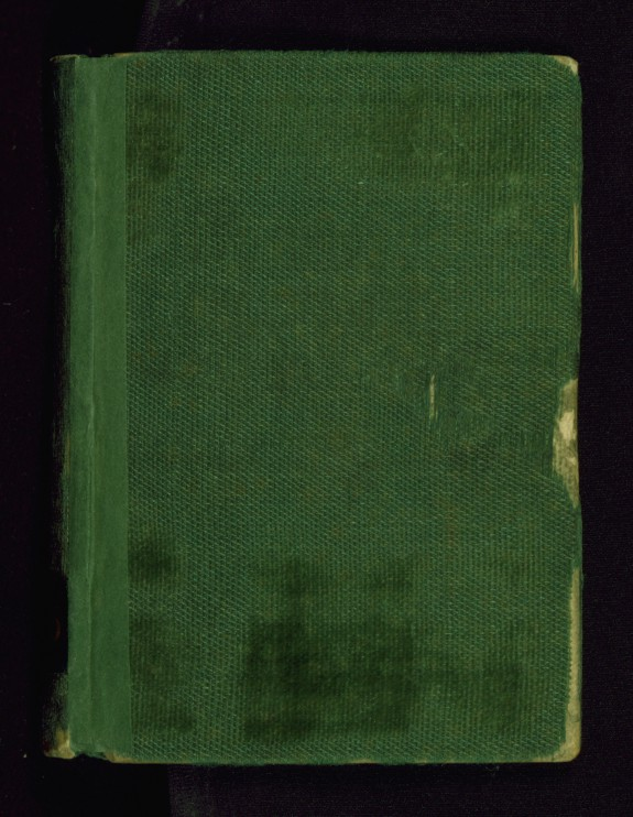 Binding from Incomplete Book of Hours