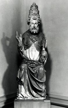 Saint Peter Enthroned