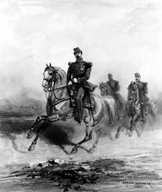 Cavalry Officers