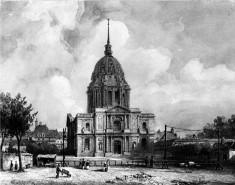L'Eglise des Invalides