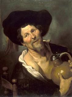 The Jolly Drinker