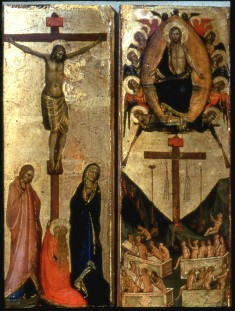 The Last Judgment and the Crucifixion
