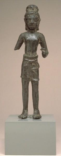 Standing Bodhisattva (Avalokitesvara or Maitreya)