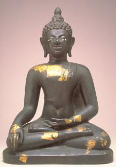 """Seated Buddha in """"Marajivaya"""""""