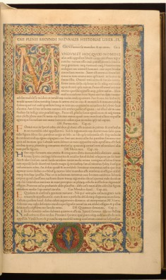 Leaf from Canzoniere e Trionfi