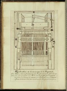 Cours de la Théorie concernant la Fabrication des Étoffes de Soie . . . élève… de J. B. La Serve.