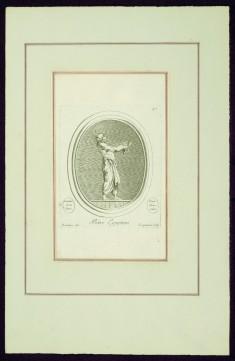 "Egyptian Priest, from Madame de Pompadour's ""Suite of Prints"""
