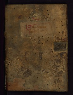 Binding from Synonyms of Isidore of Seville