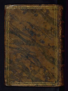 Binding from Dominican Psalter