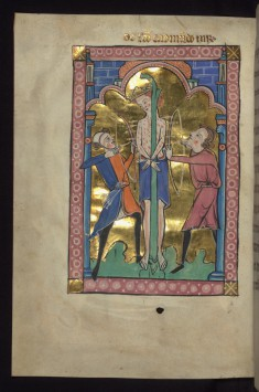 Martyrdom of King Edmund