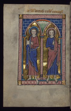 SS. Barnabus and John the Evangelist