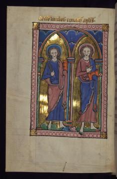 SS. Bartholomew and Matthew, Apostles