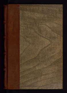Binding from Glossed copy of Eberhard of Bethune's Graecismus