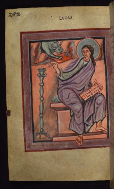 Portrait of the Evangelist Luke