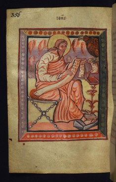 Portrait of the Evangelist John