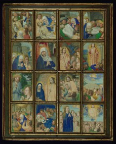 Panel from the Stein Quadriptych