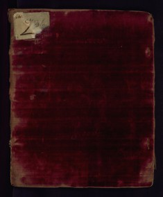 Fragments of a Sluzhebnik (Euchologion)