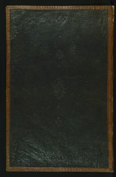 Binding from the Baburnama