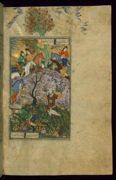 Rustam Wrestles with Puladvand