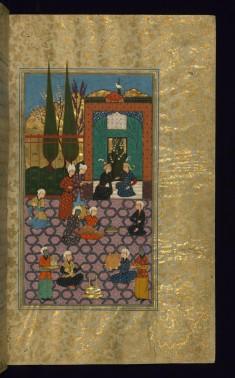 Shahpur Visiting Shirin