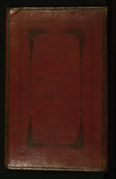 Binding from Collected Works (Kulliyat)