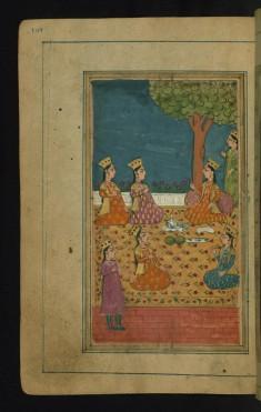 Zulaykha in the Company of Egyptian Women