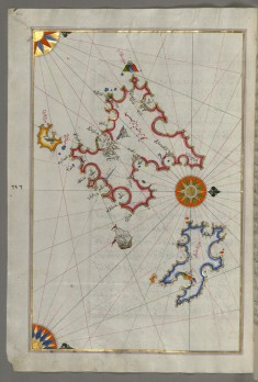 Map of the Islands of Mojorca and Minorca
