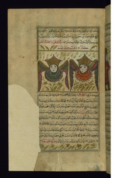 The Angels Called Mu'aqqibat