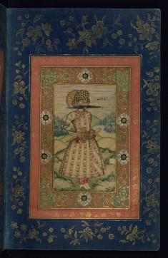 Portrait of Shah Tiahmasp