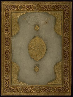 Binding from an Album of Ottoman Calligraphy