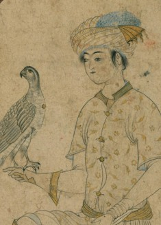 Youth with a Falcon