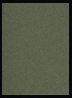 Binding for Ethiopian canon tables