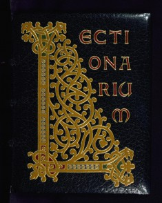 Binding for Lectionary