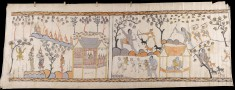 Narrative Scroll: Vessantara Jataka